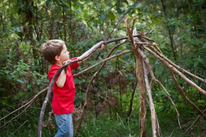 Making Autumn awesome with kids in nature – Is there any such thing as quality time?