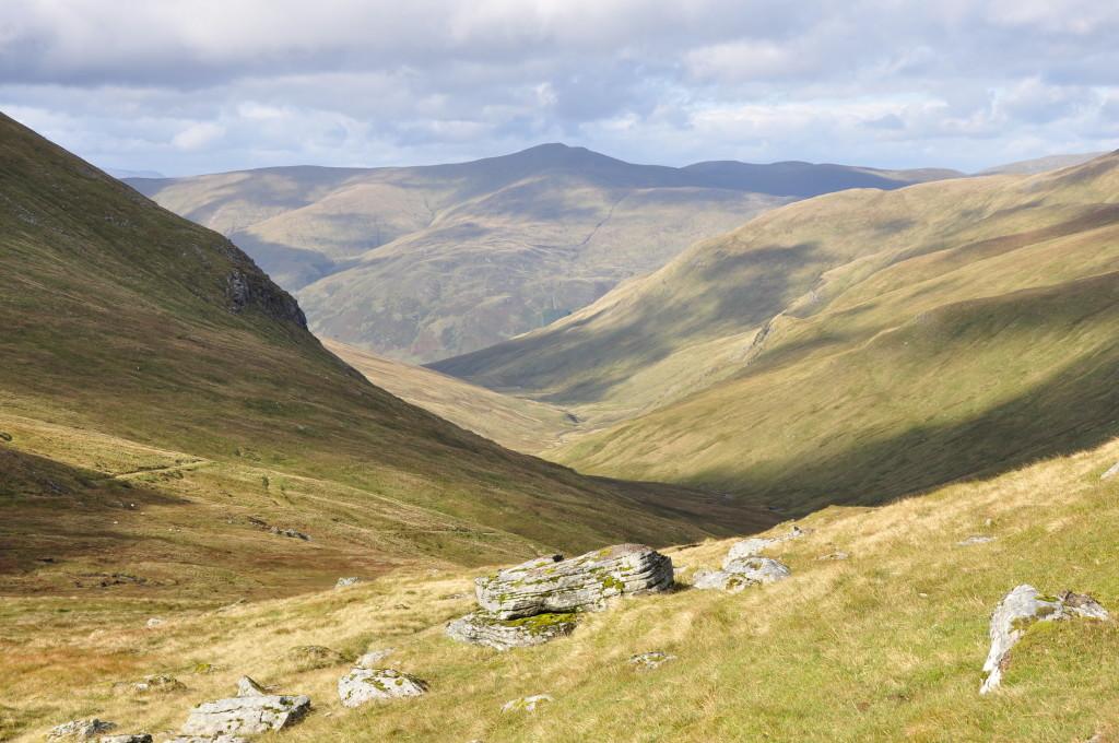 Sub-alpine Moorland in the Scottish Highlands