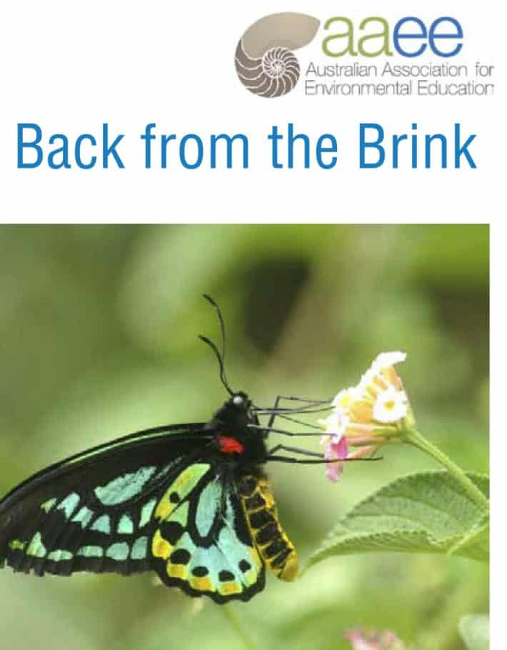 'Back from the Brink' is in the News!