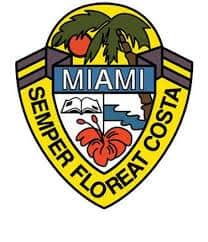 Miami State High School Logo