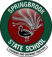 Springbrook State School logo