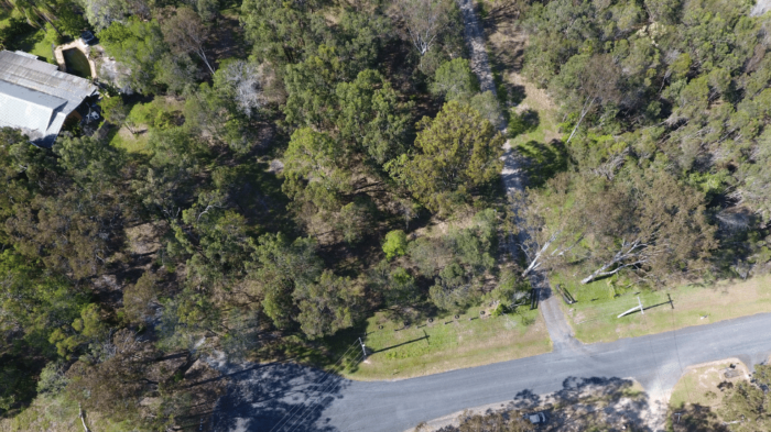 Natura Pacific Dairy Creek Rd Drone