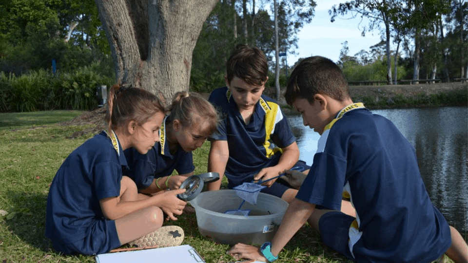 Botanic Gardens Education Program