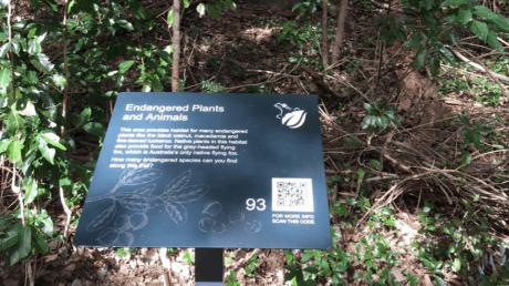 Interpretive Signage at Currumbin Valley Ecovillage